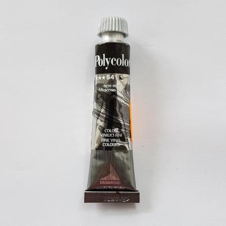 Vopsea acrilica - Micaceous black 20ml