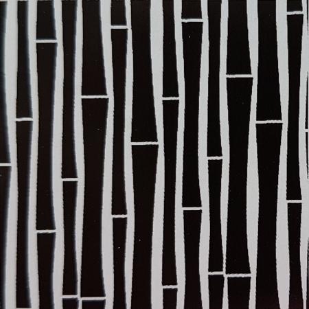 Foaie texturata - Bambus