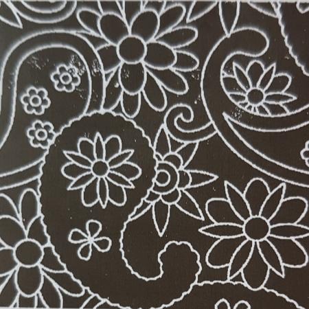 Foaie texturata - Paisley