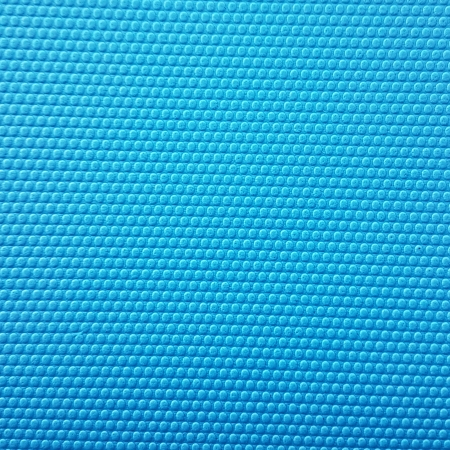 Decorcauciuc texturat albastru deschis