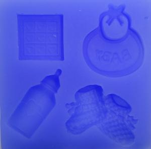 Mulaj din silicon, accesorii bebe