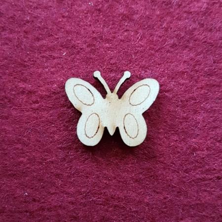 Fluture mic