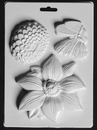 Forma pentru turnat - Flori