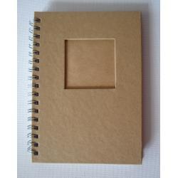 Notes 15.50 x 11 cm patratel
