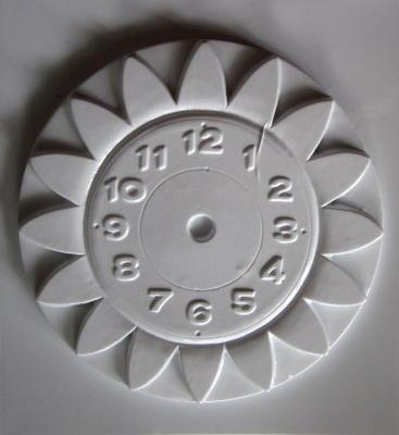 Matrita pentru turnat ipsos - Ceas soare