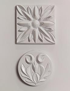 Forme pentru turnat ghips, ceara, beton, praf ceramica colturi, rozete, baghete decor