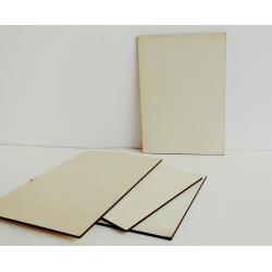 Placuta lemn dreptunghi 13x18 cm