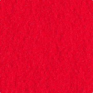 Fetru coala 40x50 cm rosu 3 mm grosime
