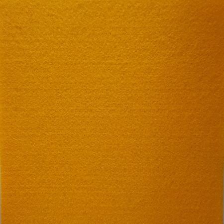 Pasla (fetru) 2mm 100 x 100 cm - Galben Soare