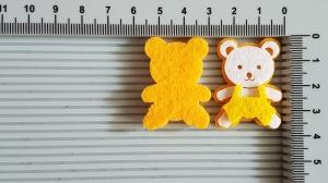 Figurina din fetru - ursulet