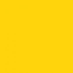 Decorcauciuc catifea A4 galben soare