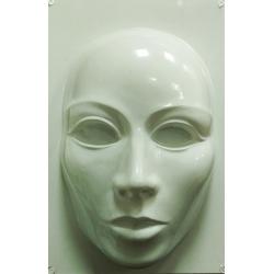 Masca femeie doua parti