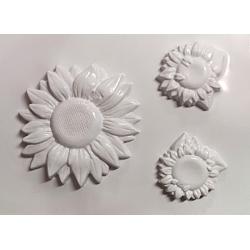 Forme pentru turnat ipsos floarea soarelui