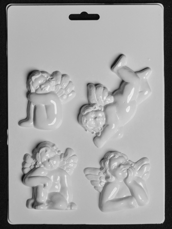 Forme pentru turnat in ghips, ipsos, praf ceramica ingerasi