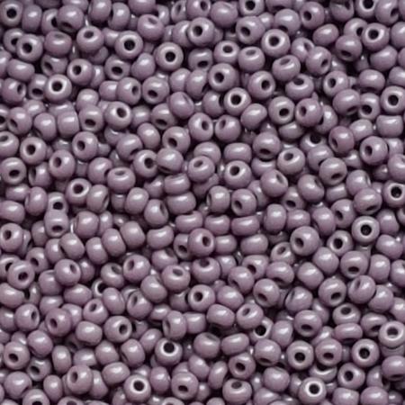 Margele nisip Preciosa Ornela 8/0 - 40 g - Lila inchis opac 23040