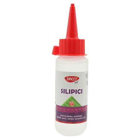 Lipici silicon Silipici (100 ml)