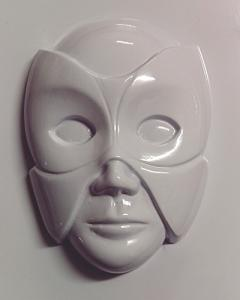 Forme pentru turnat ipsos mascafluture 13 x 9,5 cm
