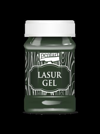 Lazura gel olive