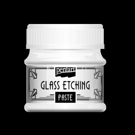 Pasta pentru gravare sticla
