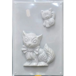 Forme pentru turnat ipsos (ghips) pisici