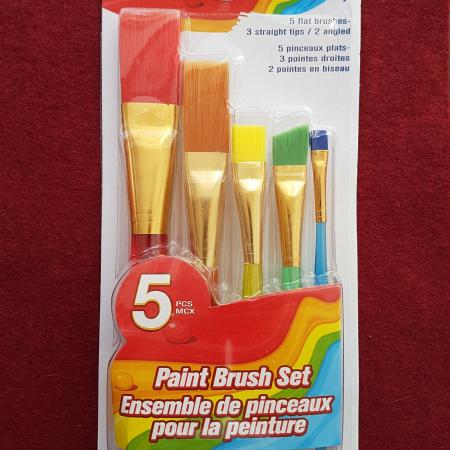 Set pensule plate