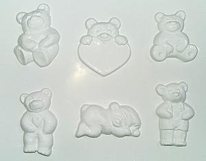 Forme pt turnat ipsos ursuleti mici