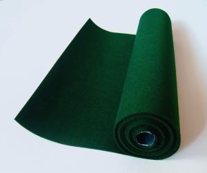 Rola fetru verde inchis 1mm grosime