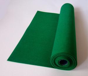 Rola fetru verde mediu 1mm grosime