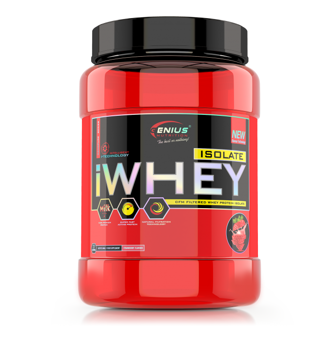 iWhey Isolate 900g 0