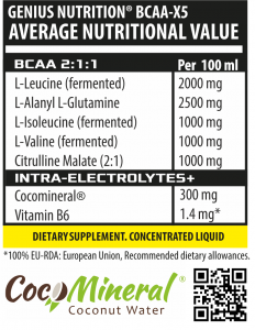 BCAA-X5® Liquid Shot 100ml1