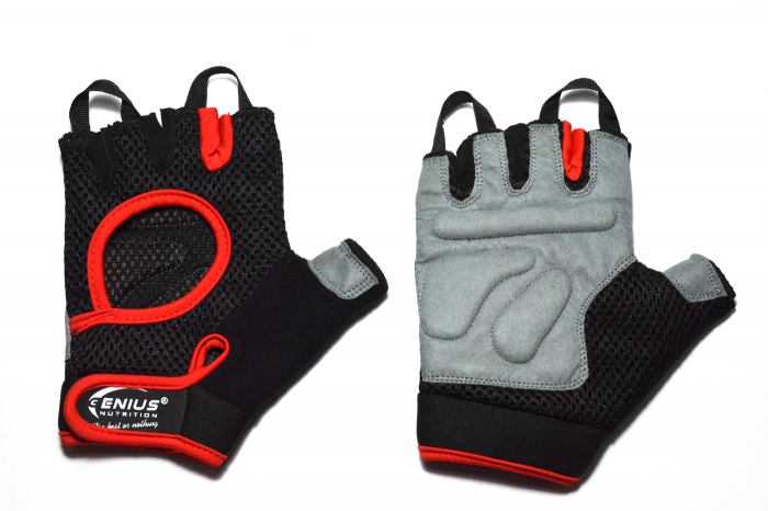 R1-Red gloves for training