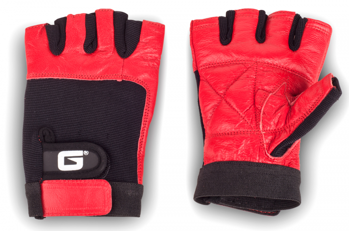 R2-Red gloves for training