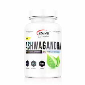 Ashwagandha (45 Servings/90caps)