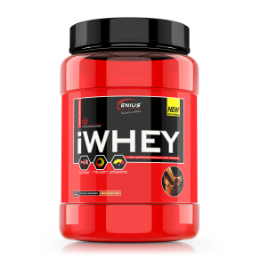 Genius Nutrition iWhey 900g