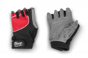R3-Red gloves for training