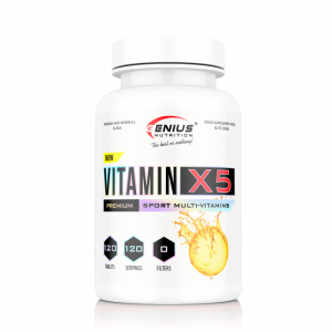Vitamin-X5 (120 servings/120caps)