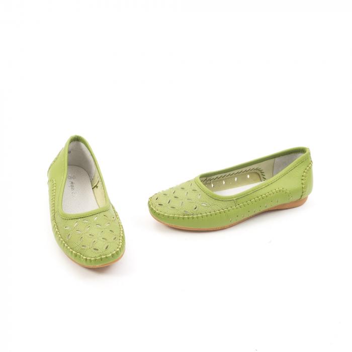 Balerini dama 1024 verde 1