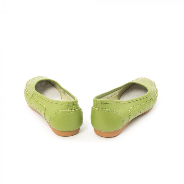 Balerini dama 1024 verde 5