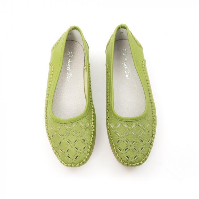 Balerini dama 1024 verde 4