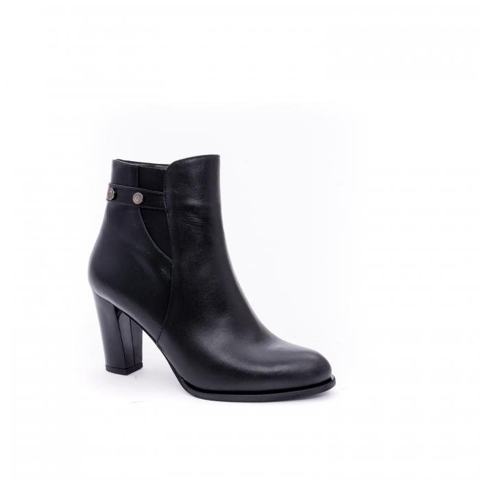 Botine elegante dama  marca NIKE INVEST-G 1153 negru