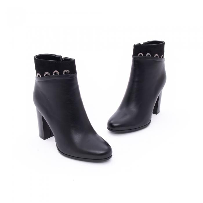 Botine elegante dama VN9327-1 Black 1