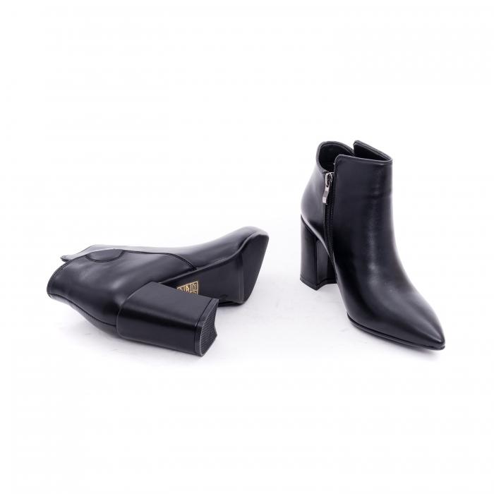 Botine elegante dama VN9357-4 black 3