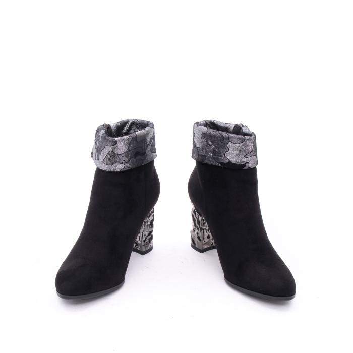 Botine elegante dama VN9375-1 black 3