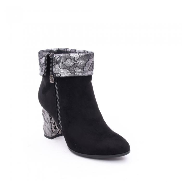 Botine elegante dama VN9375-1 black 0