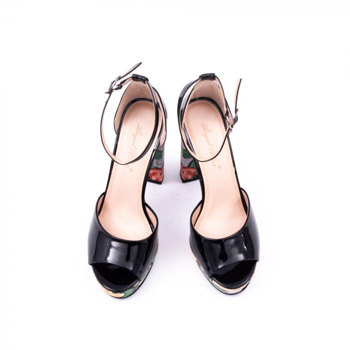 Decupate elegante dama 9509 negru