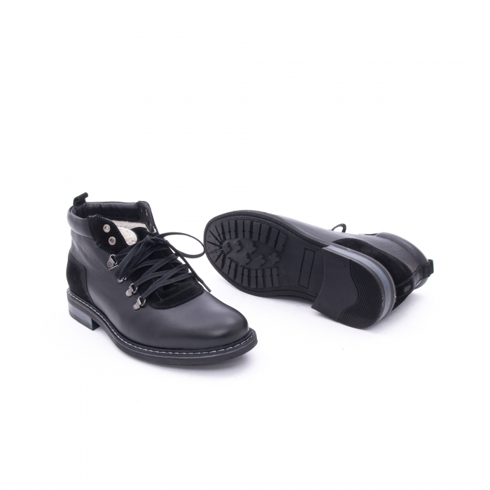 Ghete de barbat LFX  957 negru