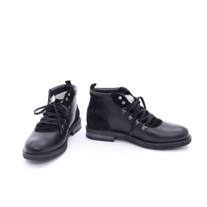 Ghete de barbat LFX  957 negru 3