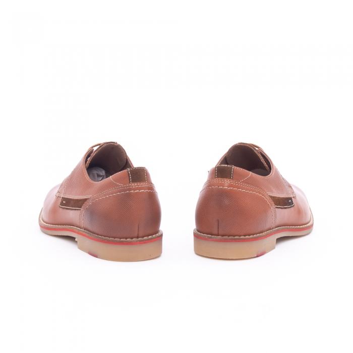 Pantof elegant barbat Leofex 4