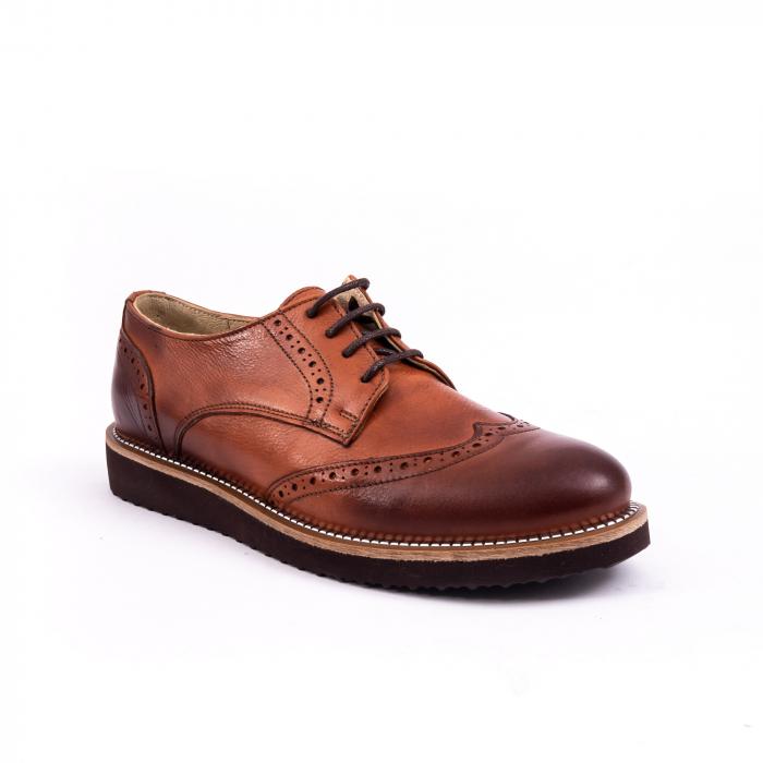 Pantof casual 171611 coniac 0