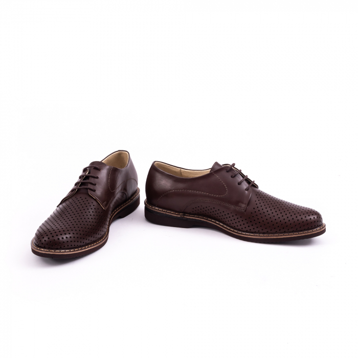 Pantof casual 181591 maro 4